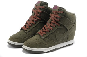 2013-Greem-Nike-Dunk-Sky-Hi-Women-Wedge-Shoes_3